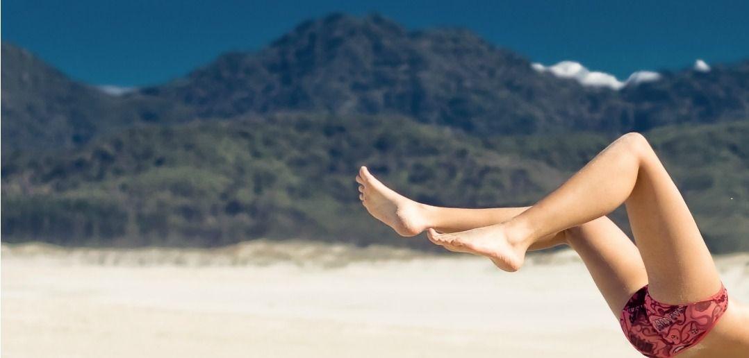 Urlaub,Strandlauf,Trailrunning,Familienurlaub,Joggen