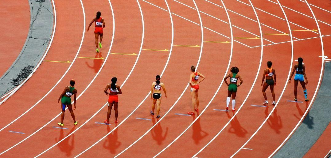 Luafen,Wettkampf,Vorbereitung,Training,Mentalität