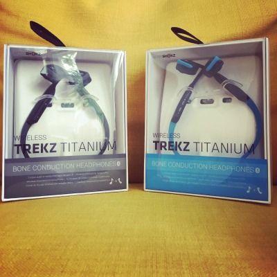 Aftershokz Trekz Titanium,Kopfhörer,Wireless,Bluettoth