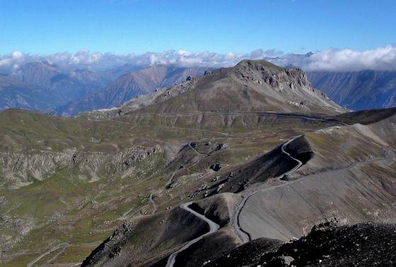 Runifico,Cime de la Bonnette,Radfahren