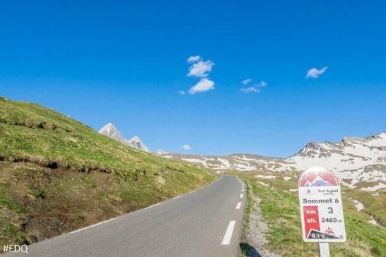 Runifico,Col d Agnel, Radfahren