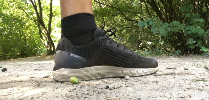 Testbericht Under Armour – Hovr Sonic + Project Rock